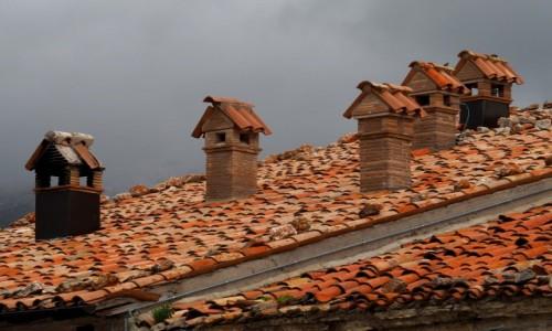 Zdjecie W�OCHY / Umbria / Castelluccio/Norcia / Domki na dachu