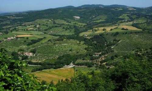Zdjecie WłOCHY / Umbria / okolice Asyżu / Umbria