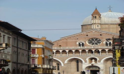 Zdjęcie WłOCHY / Weneto / Padowa / katedra