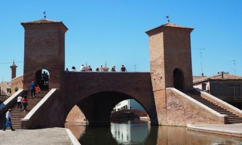 W�OCHY / Emilia-Romania / prowinca Ferrara / Comacchio