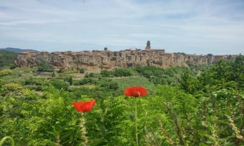 Zdjęcie WłOCHY / ,,, / ... / Toscania Pitigliano