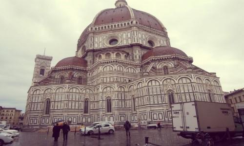 Zdjecie WłOCHY / Toskania / FLORENCJA / Katedra Santa Maria del Fiore