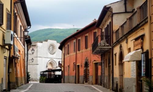 Zdjecie W�OCHY / Umbria / prowincja Perugia / Nursja