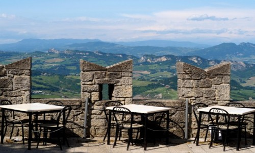 Zdjecie WłOCHY / Republika San Marino / San Marino / San Marino