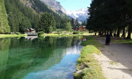 W�OCHY / Aosta / Gressoney Saint-Jean / Lyskamm orientale