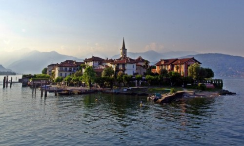 Zdjecie WłOCHY / Piemont / Isola dei Pescatori / Isola dei Pescatori