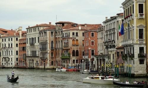Zdjęcie WłOCHY / Wenecja Euganejska / Wenecja / Canal Grande