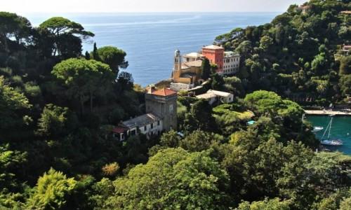 Zdjęcie WłOCHY / Liguria / Portofino / Portofino...