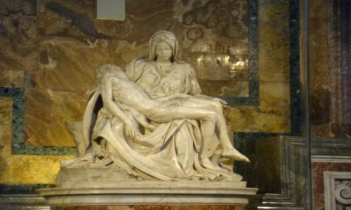Zdjecie W�OCHY / Rzym  / Watykan / Pieta
