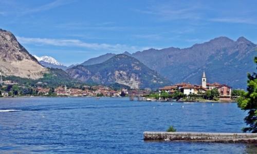 Zdjecie WłOCHY / Piemont / Lago Maggiore / Lago Maggiore