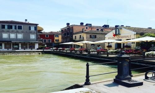 WłOCHY / Wenecja Euganejska / Dolo / Stary młyn wodny w Dolo