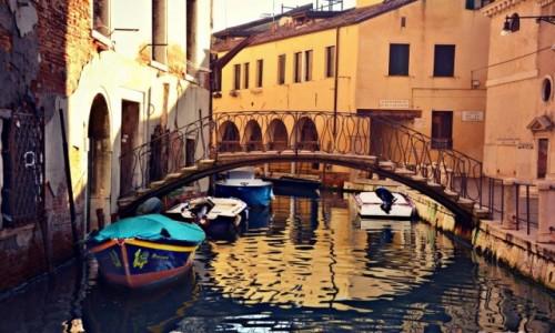 Zdjęcie WłOCHY / - / Wenecja / Wenecka cisza