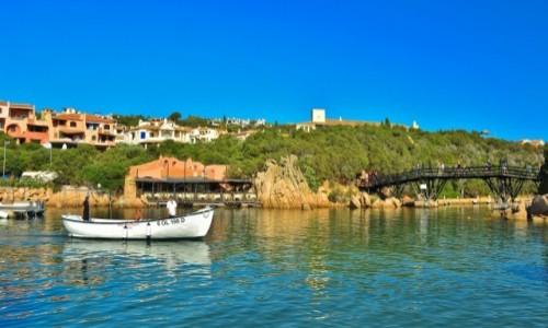 Zdjecie WłOCHY / Sardynia / Porto Cervo / Sardynia. Porto Cervo.