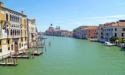 W�OCHY / Wenecja / Most Ponto Rialto / Ponto Rialto