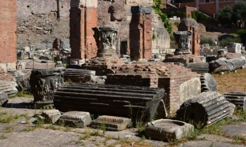 Zdjęcie WłOCHY / Lacjum / Rzym / detale