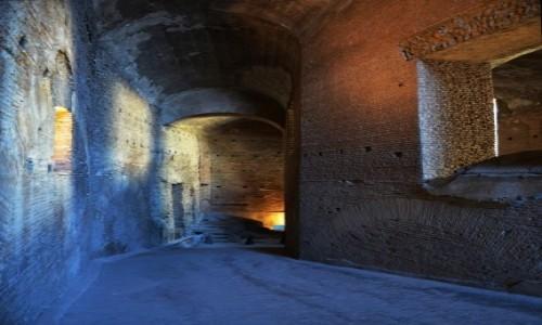 Zdjęcie WłOCHY / Lacjum / Rzym / tajemnice historii
