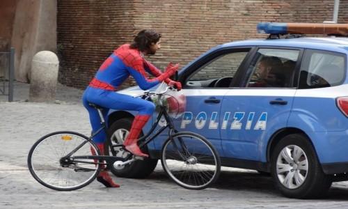 Zdjecie W�OCHY / Lazio / Rzym / Spiderman