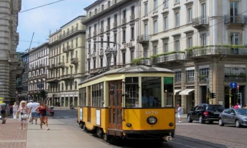 Zdjecie WłOCHY / Lombardia / Mediolan / nie tylko w Lizbonie...