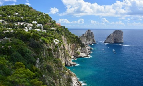 Zdjęcie WłOCHY / Neapol / Capri / Capri