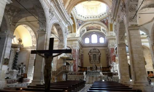 Zdjęcie WłOCHY / Sardynia / Cagliari / Katedra