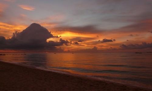 Zdjecie WłOCHY / Sardynia / Cagliari / Wschód słońca