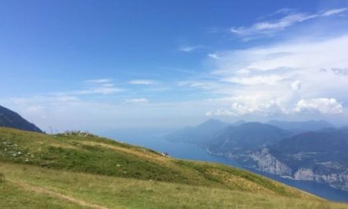 Zdjęcie WłOCHY / Wenecja Euganejska / Monte Baldo / ponad Gardą...