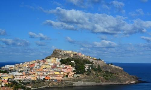 Zdjęcie WłOCHY / Sardynia / Sardynia / Castelsardo