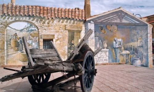 Zdjecie WłOCHY / Sardynia / Palau / Palau murale 3D ;-)
