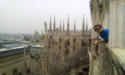Zdjecie W�OCHY / - /  Mediolan / Duomo