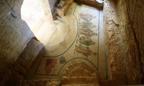 W�OCHY / Sycylia / Villa del Casale / mozaiki