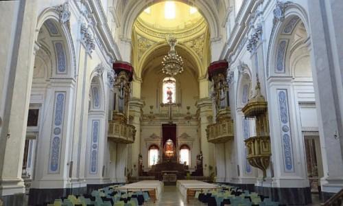 W�OCHY / Sycylia / Piazza Armenina / katedra