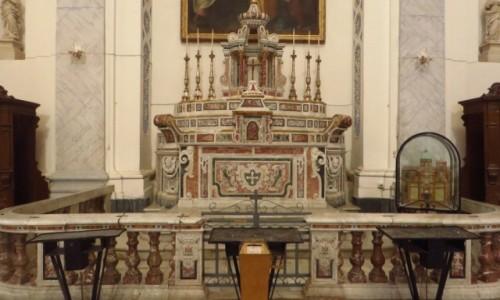Zdjęcie WłOCHY / Sycylia / Piazza Armenina / katedra