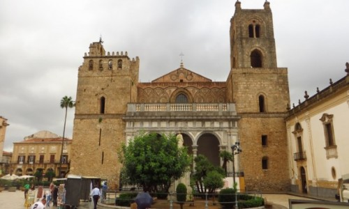 Zdjecie W�OCHY / Sycylia / Monreale / katedra