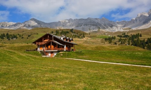 W�OCHY / Trento / Moena / Dolomity