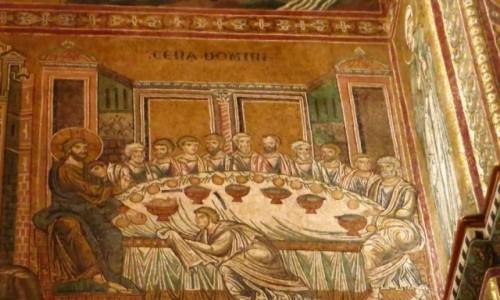 W�OCHY / Sycylia / Monreale / katedra
