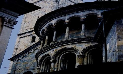 W�OCHY / Lombardia / Bergamo / Bazylika Santa Maria Maggiore