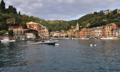 Zdjecie WłOCHY / Liguria / Portofino / Portofino