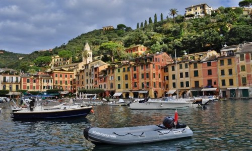 WłOCHY / Liguria / Portofino / Portofino