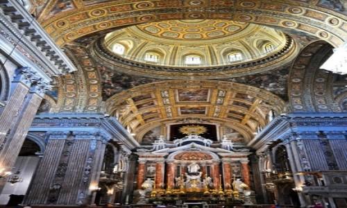 Zdjęcie WłOCHY / Kampania / Neapol / Klasztor di San Martino