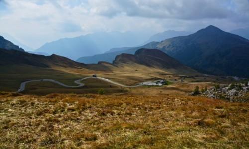 WłOCHY / Trento / Passo Giau / Dolomity
