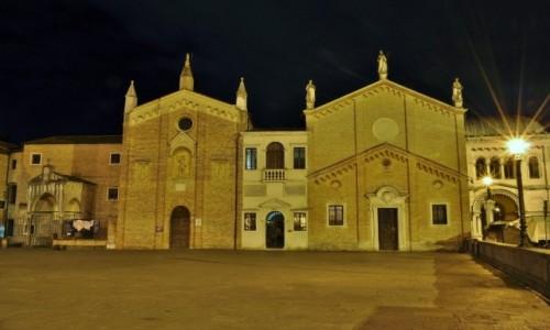 Zdjęcie WłOCHY / Veneto / Padwa / Padewskie klimaty, kościoły tercjarskie