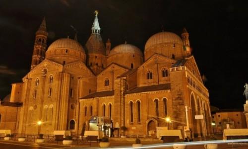 Zdjęcie WłOCHY / Veneto / Padwa / Padwa, bazylika i klasztor św. Antoniego
