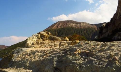 Zdjęcie WłOCHY / Wyspy Liparyjskie / Vulcano / krajobraz Vulcano