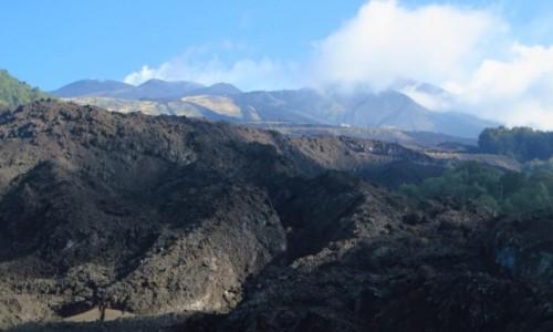Zdjęcie WłOCHY / Sycylia / Etna / w drodze na szczyt