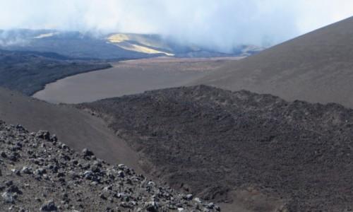 Zdjęcie WłOCHY / Sycylia / Etna / krajobraz Etny