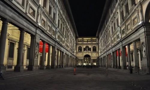 Zdjęcie WłOCHY / Toskania / Florencja / Florencja, galeria Uffizi