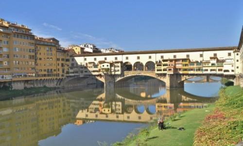 Zdjęcie WłOCHY / Toskania / Florencja / Florencja, most