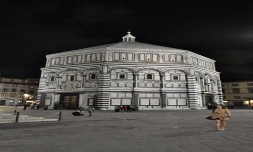 Zdjęcie WłOCHY / Toskania / Florencja / Florencja, babtysterium
