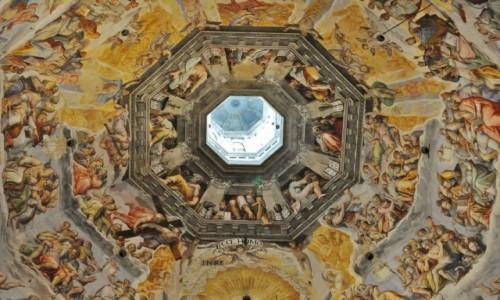 Zdjęcie WłOCHY / Toskania / Florencja / Florencja, katedra