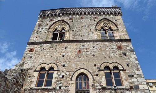 Zdjęcie WłOCHY / Sycylia / Taormina / Pallazo di Santo Stefano